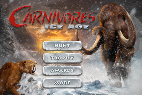 Carnivores: Ice Age для iPhone