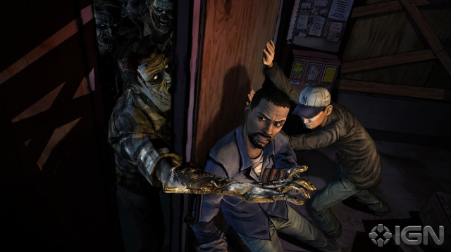 Игра The Walking Dead: The Game